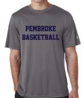 PB - Short Sleeve Grey