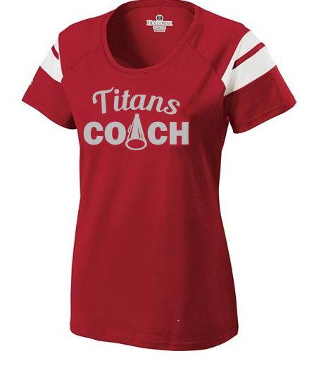 Cheer Coach shirt