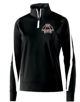 HGBL Quarter Zip (ladies)