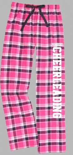 Pink Flannel Pants