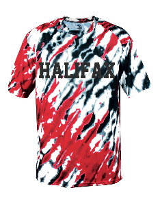 Halifax Tie Dri Short Sleeve Shirt