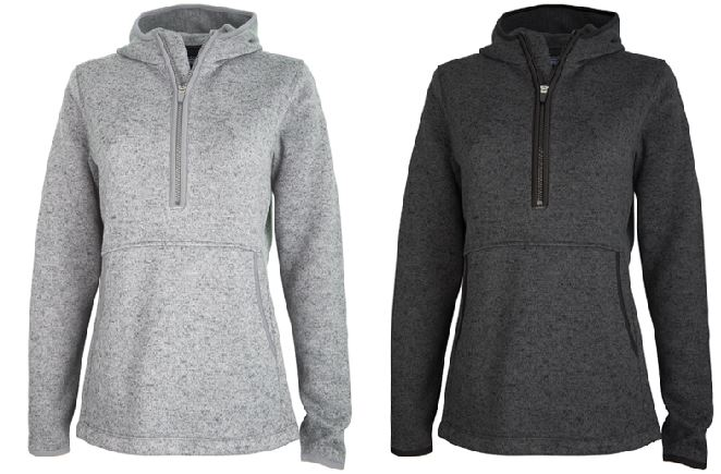 Ladies Pullover with Hood