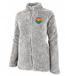 Women's Plush Full-Zip Fleece