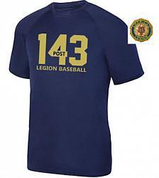 Legion Baseball Tee - Performance