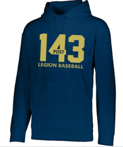 Legion Baseball Performance Hoodie