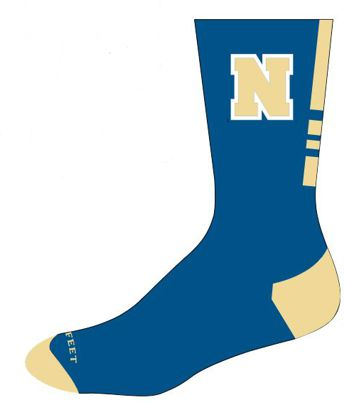 Norwell Basketball Socks