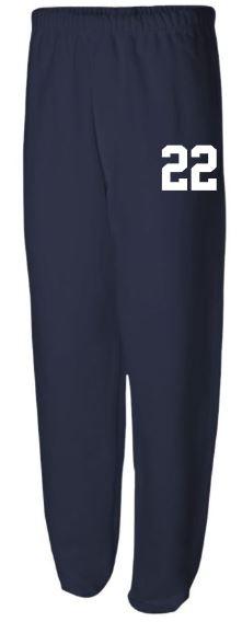 PHS Girls Soccer Sweatpants