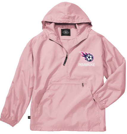 PYS Pink Windbreaker
