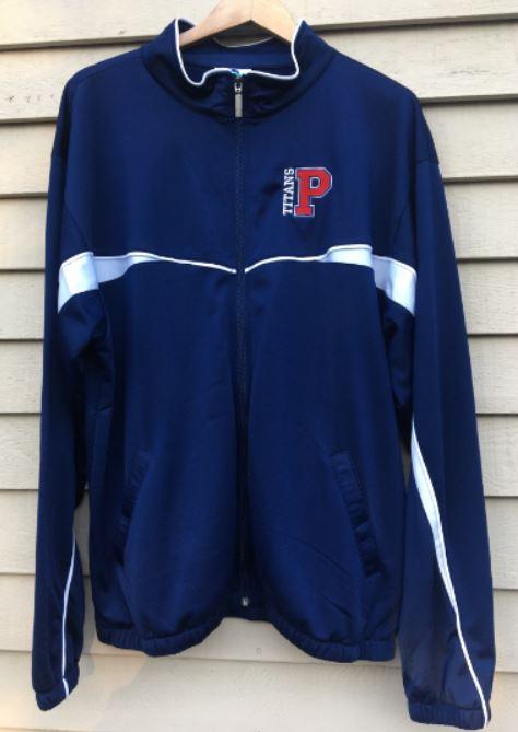 Large Coach's Jacket