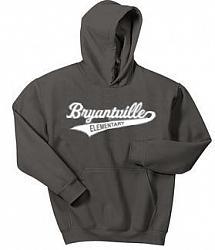Charcoal Bryantville Hoodie