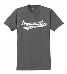 Charcoal Short Sleeve Bryantville Tee