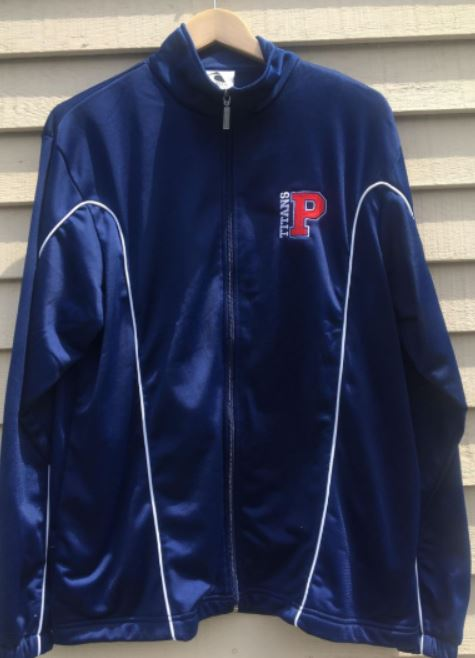 M and XXL Coaches Jackets