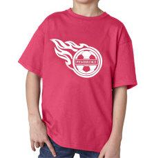Bright Pink Tee Shirt