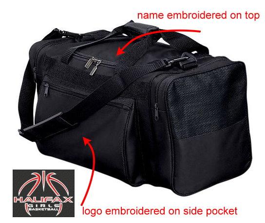 HGBL Duffel Bag