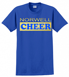 Norwell Cheer Fan Shirt