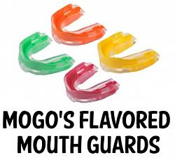 Flavored Mouth Guards