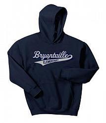 Navy Bryantville Hoodie