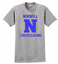 Norwell Cheerleading Tee