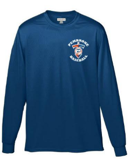 Long Sleeve Performance Tee Shirt