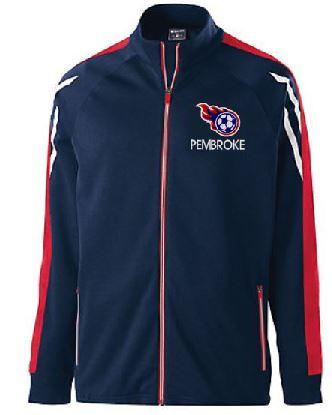 U12 Boys (B) - Select Soccer Jacket