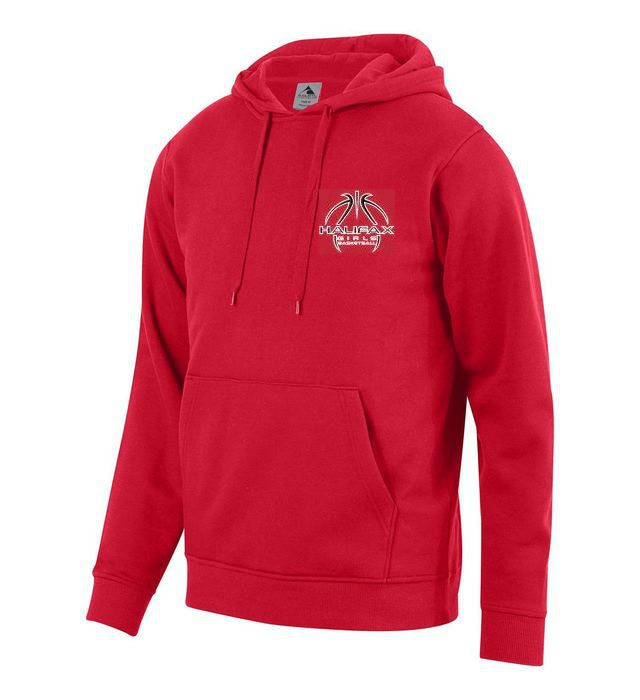 HGBL Red Cotton Hoodie