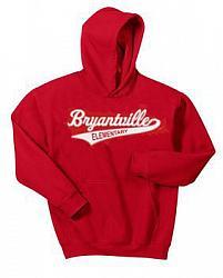 Red Bryantville Hoodie