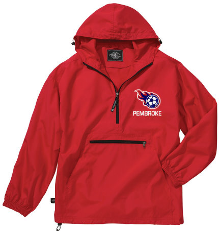 PYS Red Windbreaker