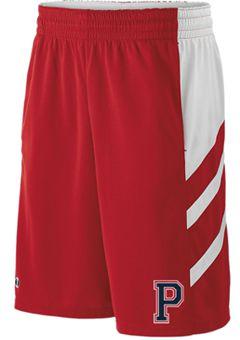 Baseball Shorts Red