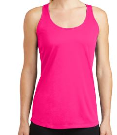 Kenny Pink Performance Tank