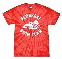 Swim Tie Dye Tee