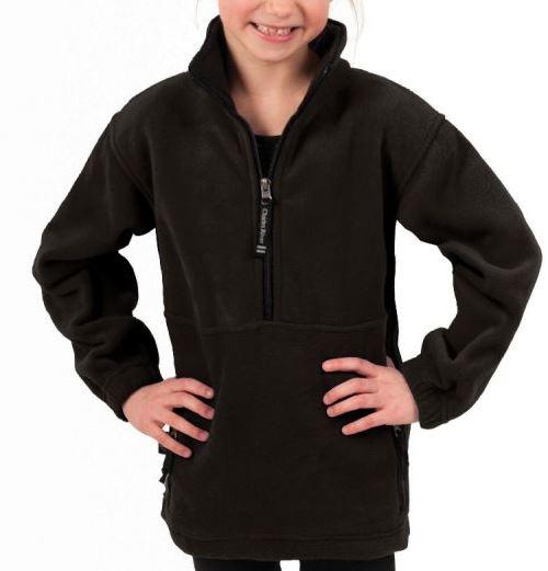 Youth Half-zip Fleece Jacket